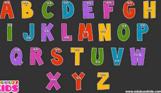 Alphabet Song for Kids